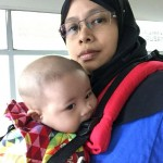 Baby Carrier, Soft Structured Carrier Malaysia,Tugeda Ideal Review 3