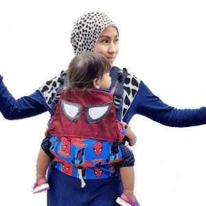 Baby Carrier Malaysia Soft Structured Carrier Malaysia - Ideal Spidey