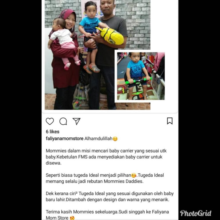 Baby Carrier Malaysia Soft Structured Carrier Malaysia Testimoni Tugeda hashtag 20
