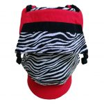 Baby Carrier Malaysia Soft Structured Carrier Malaysia, Tugeda Smart Street - Zebra