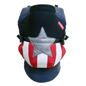 Baby Carrier Malaysia, soft structured carrier Malaysia Glitter Star