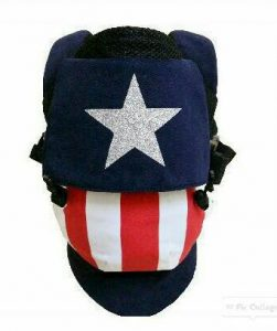 Baby Carrier Malaysia Soft Structured Carrier Malaysia (Captain America)