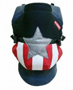 Baby Carrier Malaysia Soft Structured Carrier Malaysia (Glitter Star)