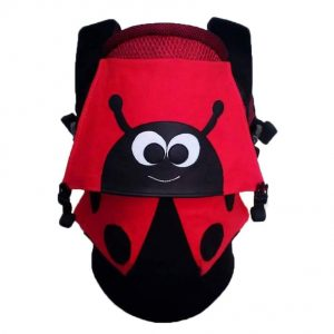 Baby Carrier Malaysia Soft Structured Carrier Malaysia (Ladybug)