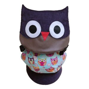 Baby Carrier Malaysia Soft Structured Carrier Malaysia (Owl Qeera)