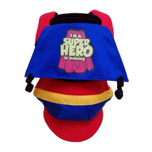 Baby Carrier Malaysia Soft Structured Carrier Malaysia (Superhero In Training)