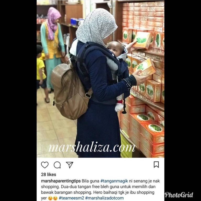 Baby Carrier Malaysia Soft Structured Carrier Malaysia Testimoni Tugeda hashtag 15