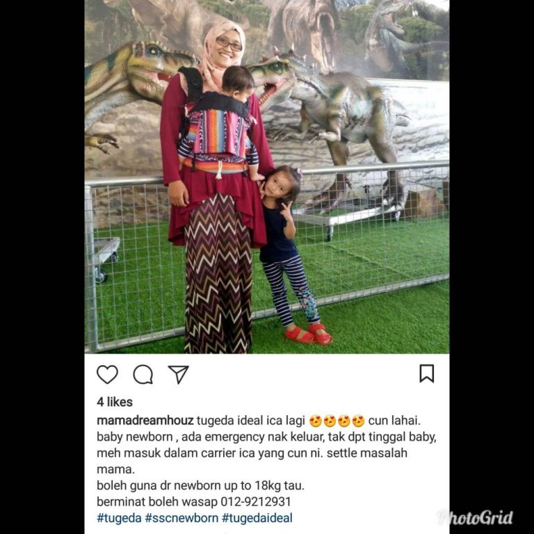 Baby Carrier Malaysia Soft Structured Carrier Malaysia Testimoni Tugeda hashtag 17