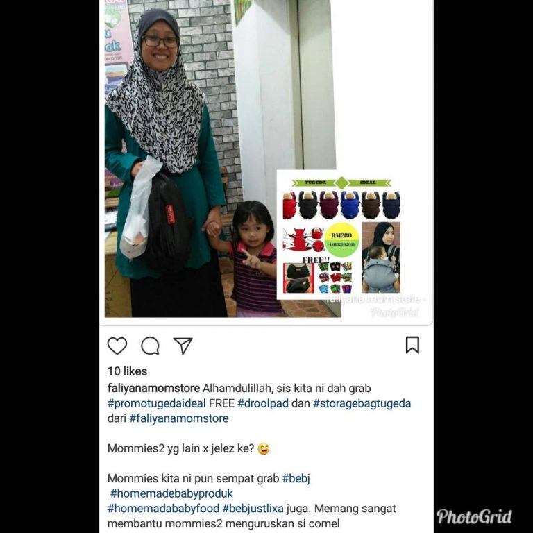 Baby Carrier Malaysia Soft Structured Carrier Malaysia Testimoni Tugeda hashtag 19