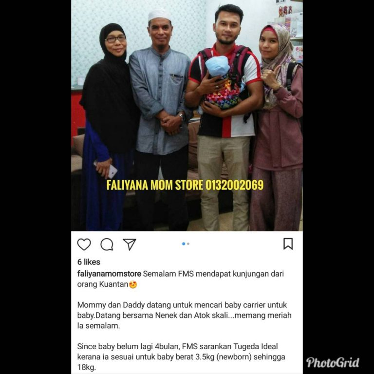 Baby Carrier Malaysia Soft Structured Carrier Malaysia Testimoni Tugeda hashtag 7
