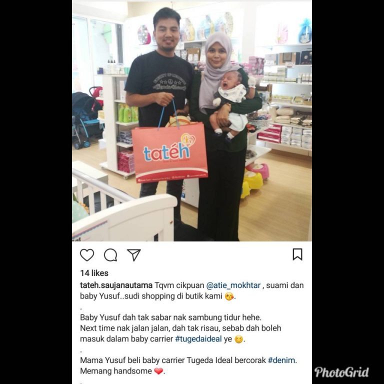 Baby Carrier Malaysia Soft Structured Carrier Malaysia Testimoni Tugeda hashtag 9