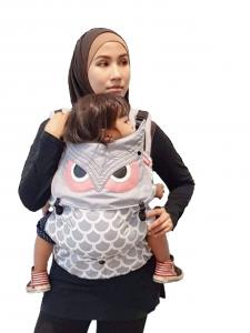 baby Carrier, Soft Structured carrier, Newborn Carrier