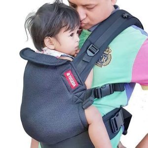 Baby Carrier, Soft Structured Carrier Air 2