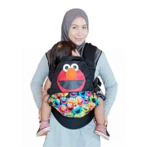 Baby Carrier, Soft Structured Carrier Hemo Air