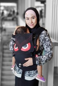 Baby Carrier, Soft Structured Carrier Lucky