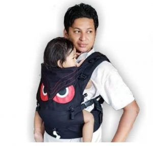 Baby Carrier, Soft Structured Carrier Lucky ideal