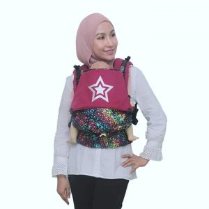 Baby Carrier, Soft Structured Carrier Twinkles ideal