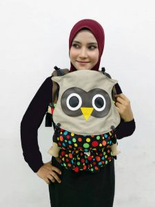 Baby Carrier, Soft Structured Carrier tony polkadot ideal
