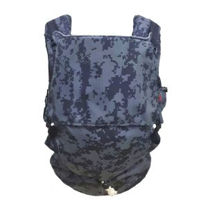 Babycarrier Soft Structured Carrier Tugeda Ideal Army Grey