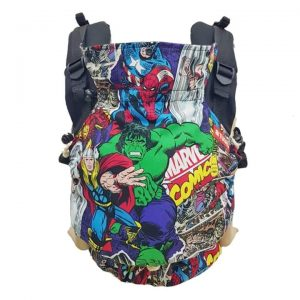 Babycarrier Soft Structured Carrier Tugeda Ideal Comic