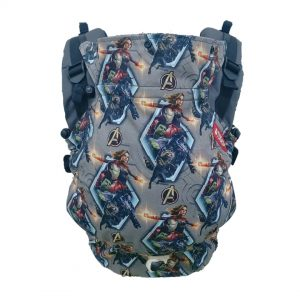 Babycarrier Soft Structured Carrier Tugeda Ideal Hexy