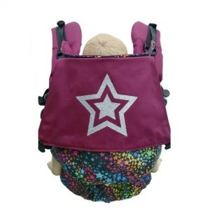 Babycarrier Soft Structured Carrier Tugeda Ideal Twinkles